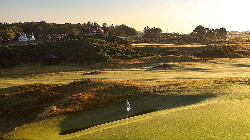 5 Day West Coast Golf Tour