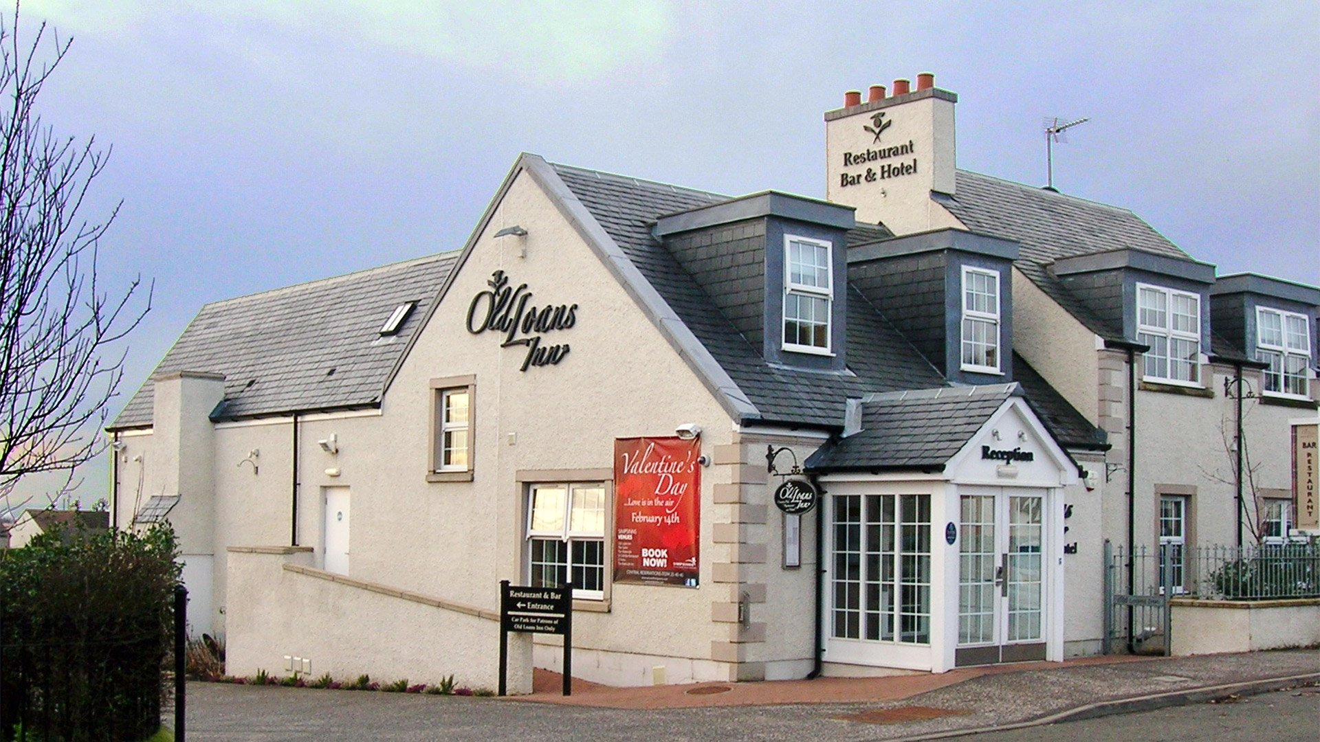 4 Star Hotel in Troon, Scotland