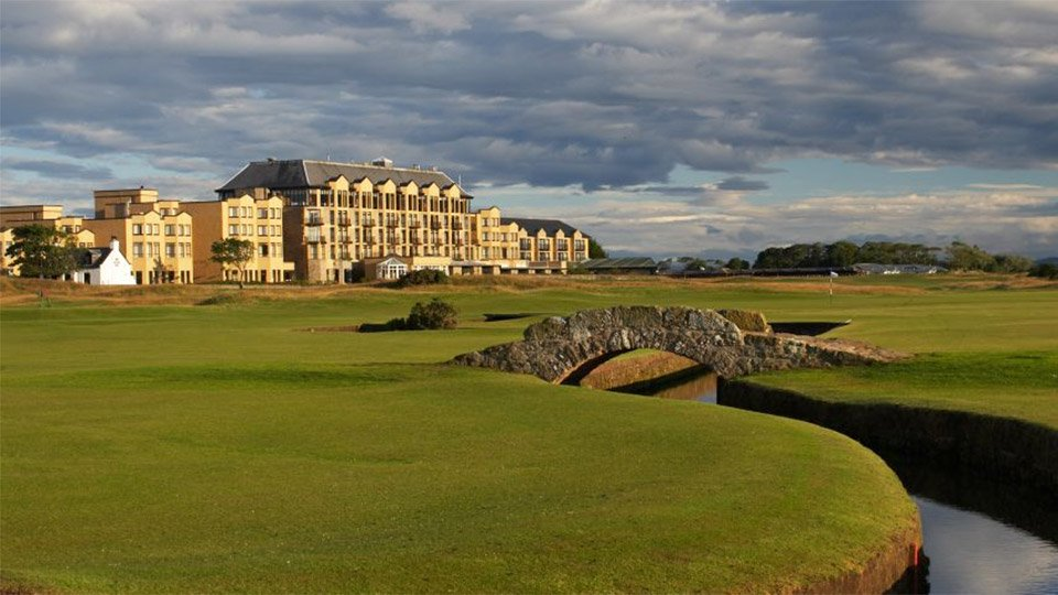 5 Star Hotel in St. Andrews, Fife, Scotland