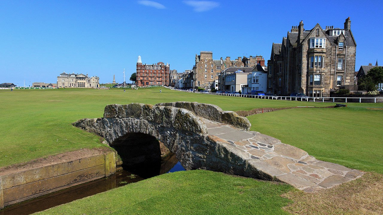 Unique Golf Package in St. Andrews
