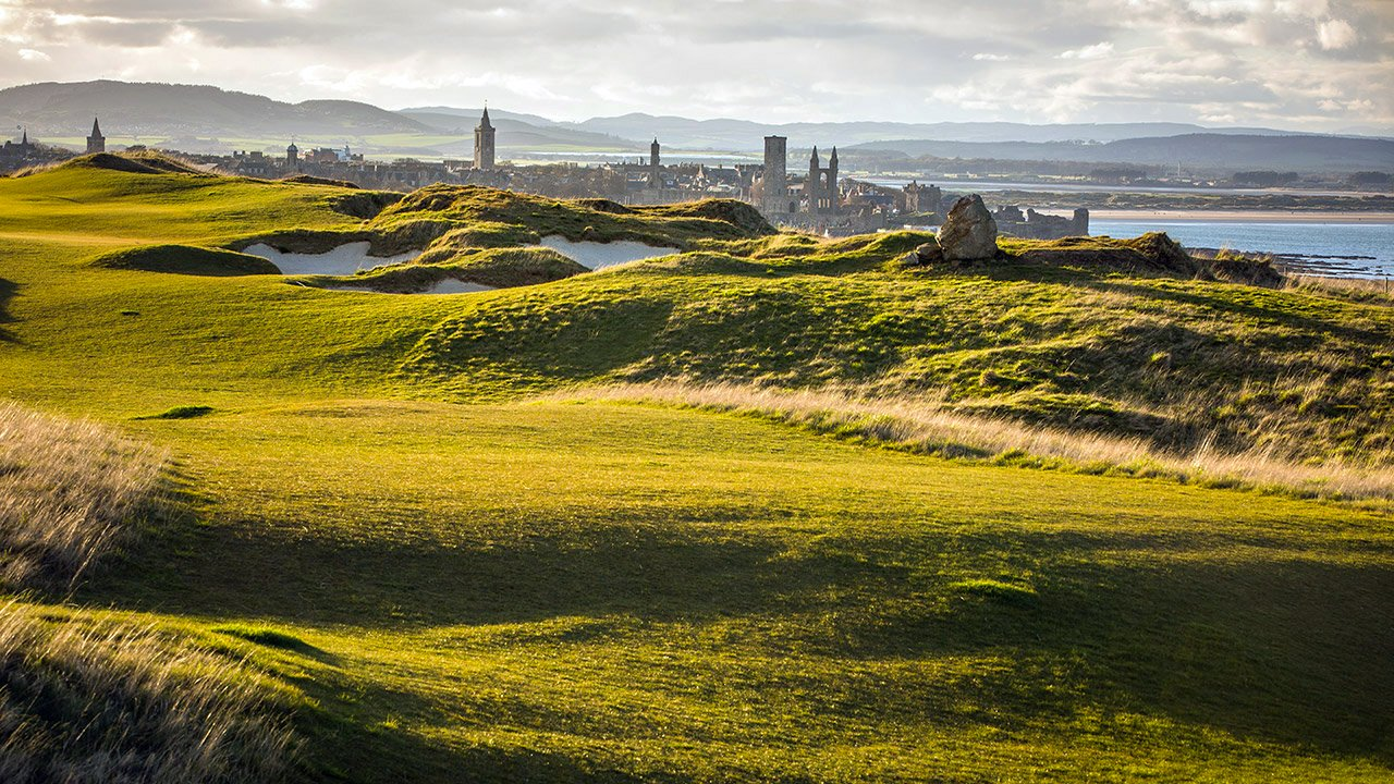 Golf Package on Scotland's beautiful Coast